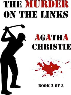 The Murder on the Links (Book 2 of 3): Giant Print Books for Low Vision Readers