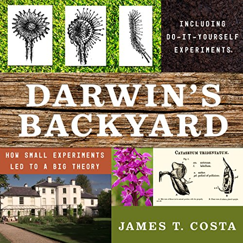 Darwin's Backyard audiobook cover art