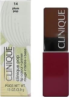 Clinique Pop Lacquer Lip Color Plus Primer, No.14 Plum Pop, 3.9g
