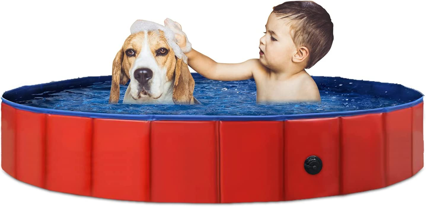 dpqb Selling Foldable Dog Pool Portable Special price Do Collapsible Pet Bath