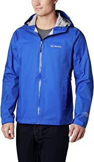 Men's EvaPOURation Rain Jacket, Waterproof and Breathable