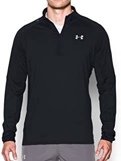 Under Armour Men's No Breaks Run 1/4 Zip Top