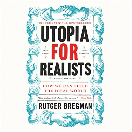 Utopia for Realists audiobook cover art