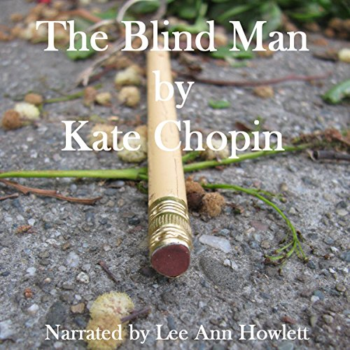 The Blind Man audiobook cover art