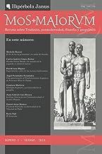 MOS MAIORVM: Revista sobre Tradición, posmodernidad, filosofía y geopolítica