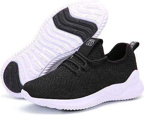 ZYEN Tennis Running Shoes Womens Athletic Walking
