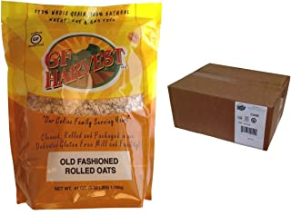 GF Harvest PureOats Rolled Oats, Gluten Free, 41 Ounce (Pack of 12)