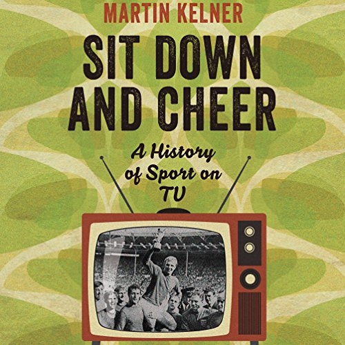 Sit Down and Cheer audiobook cover art