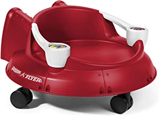 radio flyer sit and spin saucer