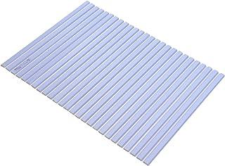 ミエ産業 風呂ふた 軽量 700×1240mm ブルー リーフネオ M12