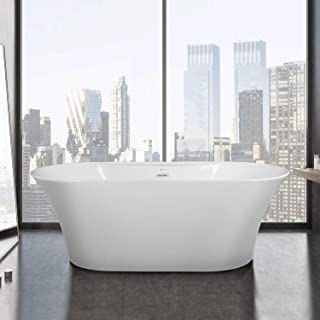Best freestanding bathtubs 60 inches Reviews