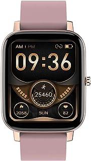 yankai Reloj Inteligente Hombre Smartwatch,Pulsera Fitness,1,69 Pulgadas,Dial Personalizado,IP67 Resistente Al Agua,Se Puede Conectar A Teléfonos Móviles