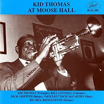Kid Thomas at Moose Hall 1967