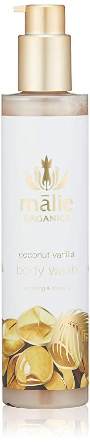 驚いたポーク放課後Malie Organics(マリエオーガニクス) ボディウォッシュ ココナッツバニラ 224ml