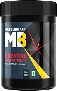 MuscleBlaze Creatine, 100 gms