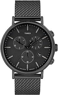 Timex Unisex Chronograph Quartz Watch The Fairfield