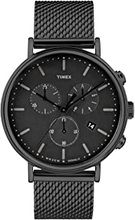 Timex Unisex Chronograph Quartz Watch The Fairfield