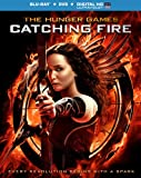 The Hunger Games: Catching Fire [Blu-ray + DVD + Digital HD]