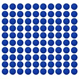 XCSOURCE 100Pcs Round Bullet Ball Refill Compatible Replace Ammo for Nerf Rival Apollo Zeus Kids Toy Gun Blaster Blue TH702