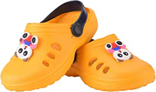 Girls Clubs Slipon's/Sandals/Hopits/Clogs Crocs and Mules for Kids for 1.5 Year to 4.5 Year Boys & Girls (Unisex)