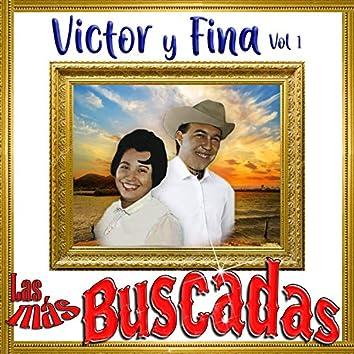 Las Más Buscadas, Victor y Fina, Vol. 1