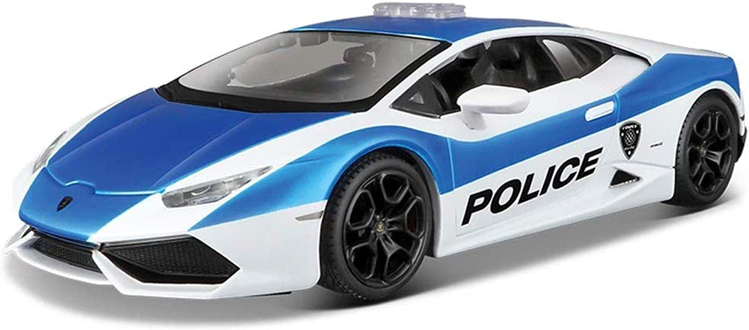 NYDZDM Car Max 80% OFF Model 1:24Huracan LP610-4 Outlet SALE Die-Ca Simulation Alloy