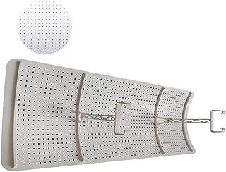 Aire acondicionado deflector de viento, Desvío Deflector Deflector Universal Deflector Anti Direccion, Parabrisas para Dormitorio/Oficina, Blanco (Size : 58x23cm)