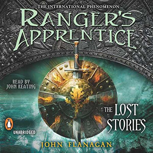 Ranger's Apprentice: The Lost Stories audiobook cover art