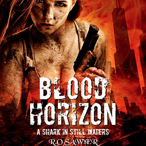 Couverture de Blood Horizon: Sharks in the Water
