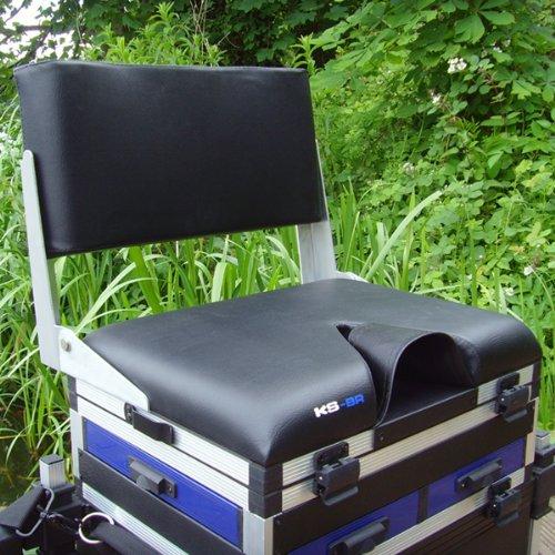 KOALA PRODUCTS KS SYSTEM FOLDING SEAT BOX BACK REST