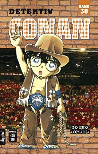 Detektiv Conan 38 (German Edition)