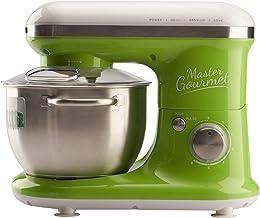 Sencor Food Processor - 4 Liter Bowl, Green, STM3621GRMEG2,Stainless Steel
