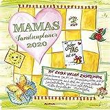 ISBN zu Mamas Familienplaner 2020 - Broschürenkalender (30 x 60 geöffnet) - mit 5 Spalten - mit Ferienterminen, Wetterprognosen uvm. - Wandkalender