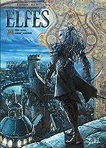 Elfes T10 - Elfe noir coeur sombre de HADRIEN-M+YI-M