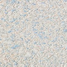 A.S Cr/éation Papier Peint Intiss/é Meister Pl/âtre 15/m Papier peint Alternative /à la Papier ingrain unitapete 15,00/m x 0,53/m Blanc fabriqu/é en Allemagne 334442/3344 42
