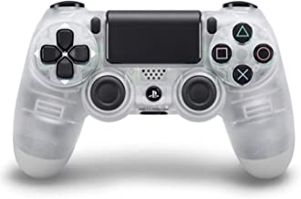Sony PS4 Dualshock 4 Controller, Crystal (Official Version)