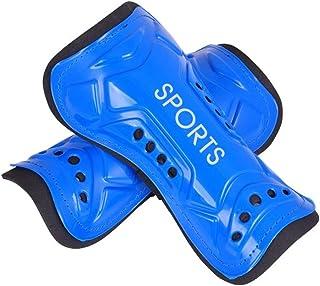 Protectores de espinilleras de fútbol para jóvenes, ligeros y transpirables, para niños de 3 a 10 años de edad, niñas, niños y adolescentes