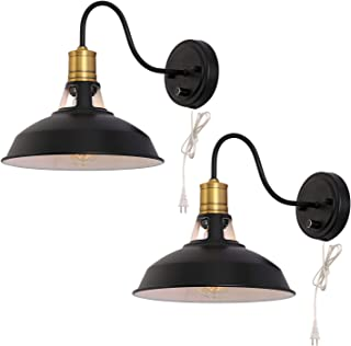 Best dimmable plug in wall lamp Reviews
