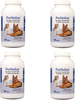 for Medium & Large Dogs, 120 Chewable Tablets