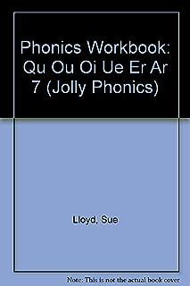 Phonics Workbook: Qu Ou Oi Ue Er Ar 7 (Jolly Phonics)