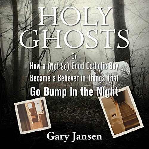 Holy Ghosts audiobook cover art
