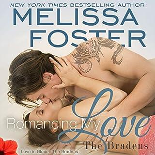 Romancing My Love audiobook cover art
