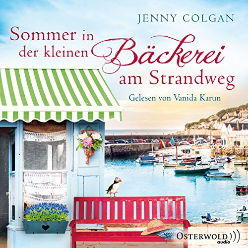 Sommer in der kleinen Bäckerei am Strandweg audiobook cover art