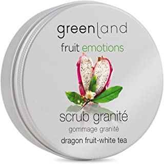 greenland [FruitEmotions] ボディスクラブ 200ml ドラゴンフルーツ&ホワイトティー FE0428