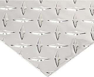 Online Metal Supply Aluminum Diamond Tread Plate 0.080