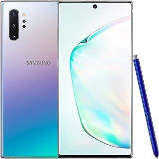 Samsung Galaxy Note 10+ PLUS 5G Model SM-N976 / 256GB / Unlocked SIM フリー (Aura Glow) (Saephone限定特典3点)