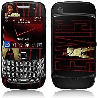 MusicSkins, MS-ELVS10044, Elvis Presley® - '68 Comeback Special, BlackBerry Curve (8520/8530), Skin
