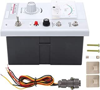 Wandisy Motor Speed Controller - AC 220-240V Electromagnetic Motor Adjustable Speed Controller Governor(JD1A-90)