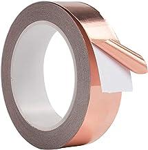 Raburt 30 mm waterdichte pure koperen tape zelfklevend hoge temperatuurbestendigheid anti-straling hand tools