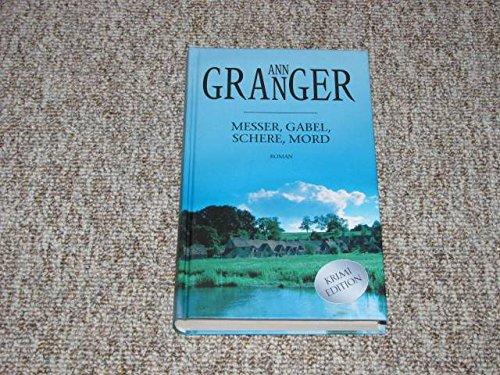 Messer, Gabel, Schere, Mord [su6h] : Mitchell & Markbys vierter Fall ( Reihe: Krimi Edition )